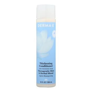 Derma E - Conditioner Thickening Hair - 1 Each 1-10 Fz