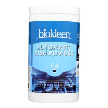 Biokleen - Dish Sp Pwdr Auto Citrus - Case Of 6-2 Lb