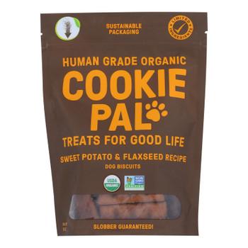 Cookie Pal - Dog Treat Og2 Swt Pt Flxs - Cs Of 8-10 Oz