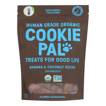 Cookie Pal - Dog Treats Og2 Ban Cnut - Cs Of 8-10 Oz