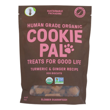 Cookie Pal - Dog Treat Og2 Trmc&gnger - Cs Of 8-10 Oz