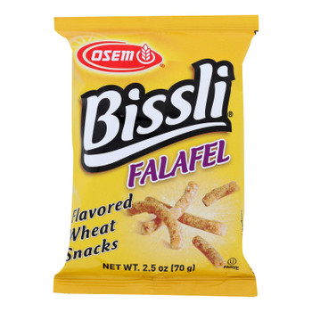 Osem - Snack Bissli Falafel - Case Of 24 - 2.5 Oz