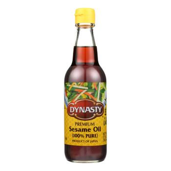Dynasty Sesame Oil  - Case Of 12 - 12 Fz