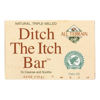 All Terrain - Ditch The Itch Bar - 4 Oz