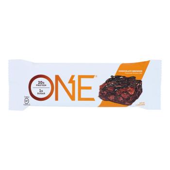 One Bar Protein Bar - Case Of 12 - 60 Grm