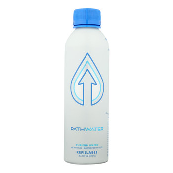 Pathwater - Water Purified - Case Of 12 - 20.3 Fz