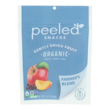 Peeled - Dried Fruit Farm Blend - Case Of 12 - 2.8 Oz