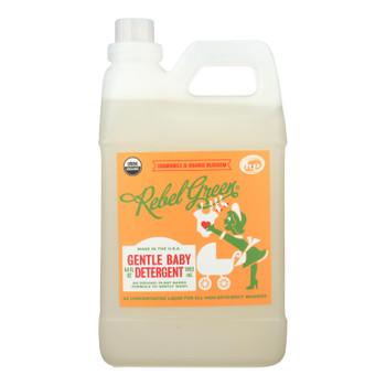 Rebel Green - Baby Laundry Det Cham/ob - Case Of 4 - 64 Fz