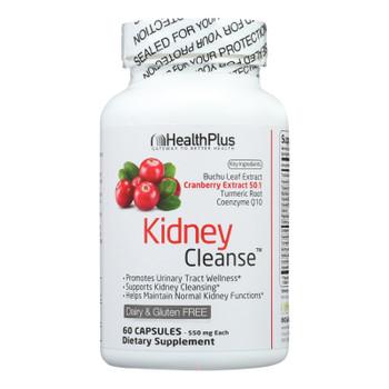 Health Plus - Kidney Cleanse - 1 Each - 60 Cap