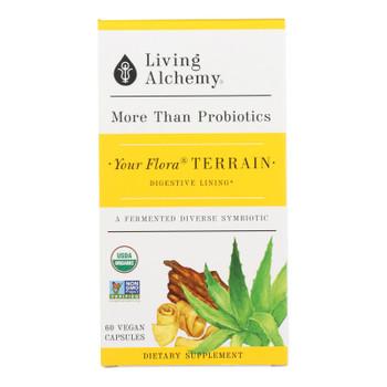 Living Alchemy - Your Flora Terrain - 1 Each 1-60 Ct