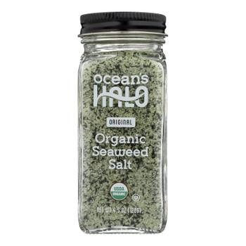 Ocean's Halo - Salt Seaweed Original - Case Of 6-4.5 Oz