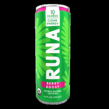 Runa - Drink Berry Rtd Can - Case Of 12-12 Fz