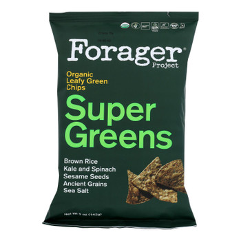 Forager Project - Vgtble Chps Supr Grns - Case Of 8-5 Oz