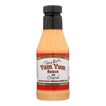 Terry Ho's Yum Yum Sauce Yum Yum Sauce - Case Of 6 - 16 Fz