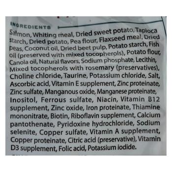 Tender & True - Cat Food Slmn Sweet Pot - Case Of 6 - 3.00 Lb