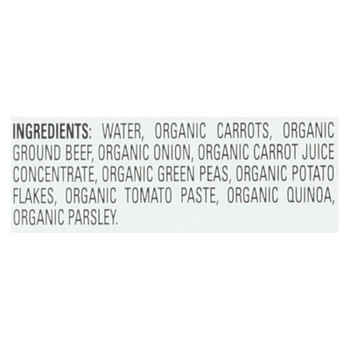 Happy Baby Organic Baby Food Stage 3 Beef Stew - 4 Oz - Case Of 16