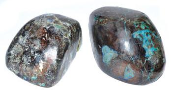 .3-.5# Azurite & Malachite Free Shape
