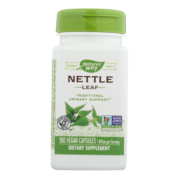 Nature's Way - Nettle Leaf - 100 Capsules