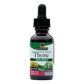 Nature's Answer - Thyme - 1 Oz