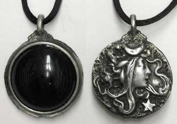 Goddess Scrying Amulet