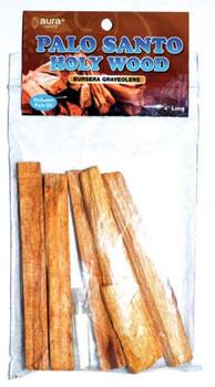 5 Pack Palo Santo Smudge Sticks & Oil