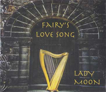 Cd: Fairy's Love Song By Lady Moon