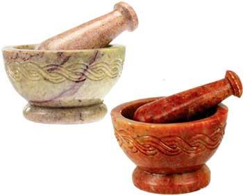 Celtic Mortar & Pestle Set
