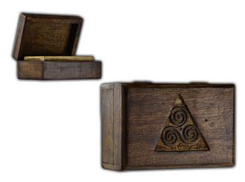 """4"""" X 6"""" Triskele Box"""