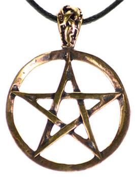 Pentagram Bronze