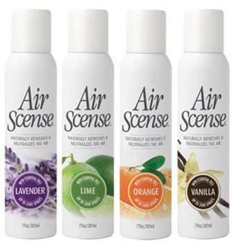 Air Scense - Display - Mixed Air Scense - Case Of 48-7 Fl Oz.