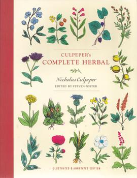 Culpeper's Complete Herbal By Nicholas Culpeper