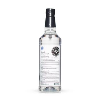 Black Button - Sanitizer Hand 80% Alchl - Cs Of 12-24 Oz
