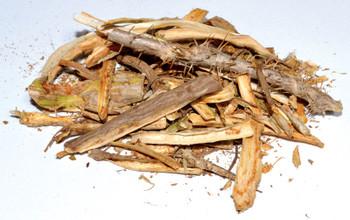 1 Lb Devi's Club Root Bark Cut