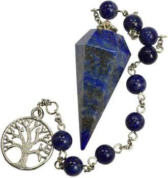 Lapis Pendulum Bracelet