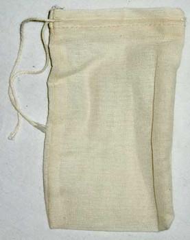 """500 Pack Cotton Tea Bags 3"""" X 5"""""""