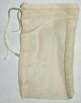 """100 Pack Cotton Tea Bags 3"""" X 5"""""""