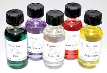 1oz Protection From Magick Oil