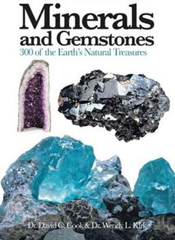 Minerals & Gemstones By Cook & Kirkj
