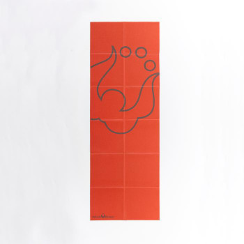 Natural Fitness - Yoga Mat Folding Roam - 1 Each - 2 Lb