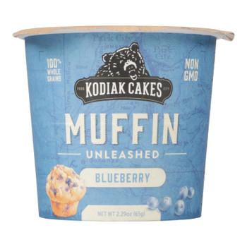 Kodiak Cakes Muffin Unleashed - Case Of 12 - 2.29 Oz