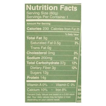 Kodiak Cakes Oatmeal - Case Of 12 - 2.12 Oz