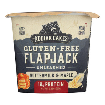 Kodiak Cakes - Flpjck Btrmlk Maple Gluten Free - Case Of 12 - 2.16 Oz