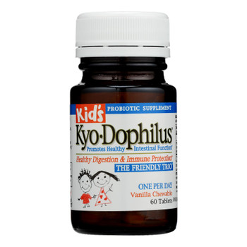 Kyolic - Kid's Kyo-dophilus - 60 Tablets