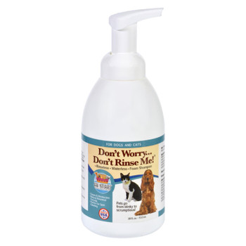 Ark Naturals Dont Worry Dont Rinse Me - 18 Oz