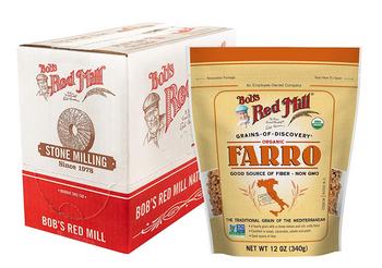 Bob's Red Mill - Farro - Case Of 6 - 12 Oz