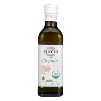 Zucchi - Olive Oil Organic Xtra Virgin - Case Of 6-17 Fz