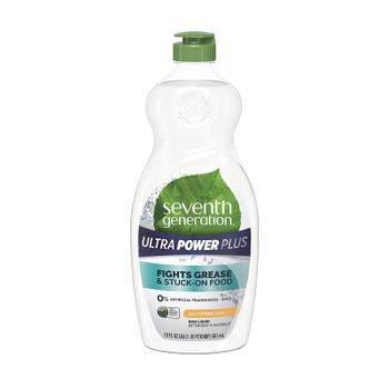 Seventh Generation - Dish Liquid Power Plus - Case Of 6-19 Fz