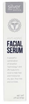 American Biotech Labs - Silver Biotics Facial Serum - 1 Each - 2 Fz
