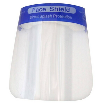 Icu Health - Face Shield One Size - Ea Of 1-100 Ct