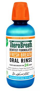 Therabreath - Oral Rinse Icy Mint - 1 Each-16 Fz